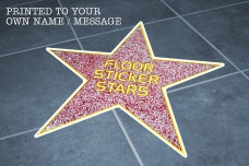 Hollywood Floor Stickers